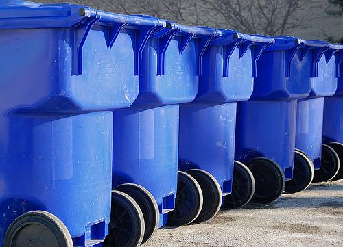 Bien-aimé Collecte d'ordure et recyclage – Municipalité de Saint-Simon-les-Mines LU18